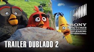 Angry Birds - O Filme | trailer 2 dublado | 12 de maio nos cinemas