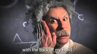 Einstein vs Stephen Hawking Epic Rap Battles of History
