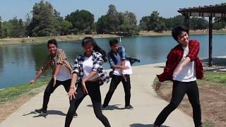 September (Like the Movies Remix) - Earth, Wind, & Fire // Danielle Jacla Choreography