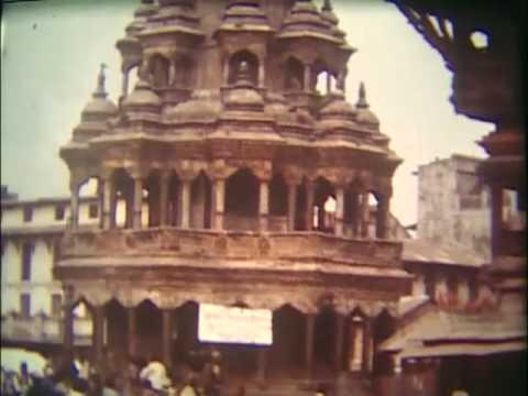 Patan(Lalitpur) Nepal November, 1976.