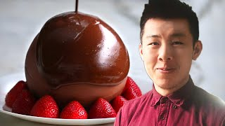 Magic Chocolate Ball: Behind Tasty width=