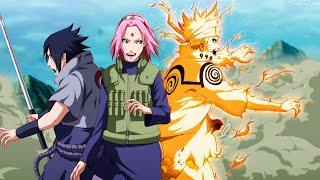 See me fall (Naruto amv)
