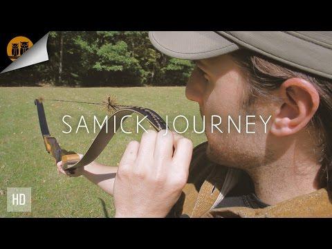 Samick Journey • Takedown Recurve Bow
