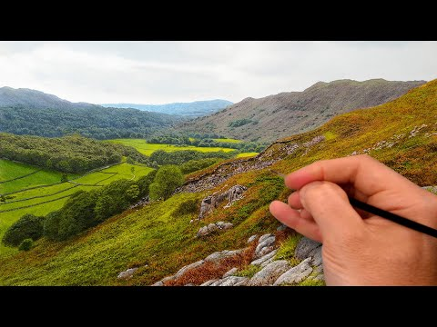 Painting a Vast Landscape | Episode 195