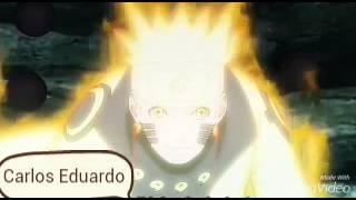 Naruto e Sasuke vs Madara AMV Riot