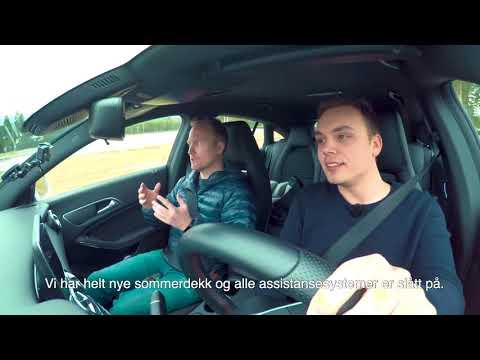 Driving experience - Vision Zero - Episode 9: Glatt føre med og uten ESP