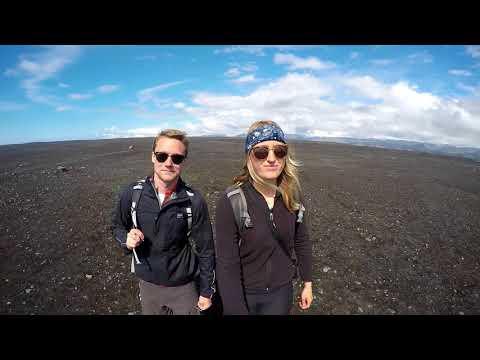 Backpacking på Island, del 1