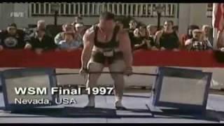 strongman tribute