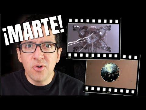¡Primeros VIDEOS de MARTE!