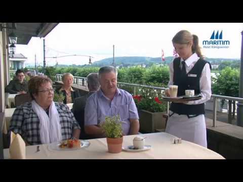Imagefilm des Maritim Hotel Königswinter - deutsch