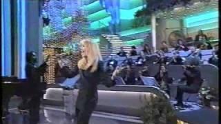Lorella Cuccarini   Un altro amore no   Sanremo 1995