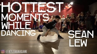 SEAN LEW - Hottest Moments While Dancing