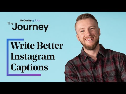 How to Write Better Instagram Captions