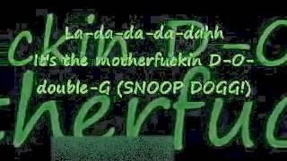 Thug Life Şarkısı D Dre ft Snoop Dogg ( Cut )