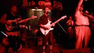 "MIKE TRUTH & THE REPLACEMENT KILLERS ""Funk Case Scenario"" Austin, Tx. 4/4/14"