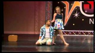 Love the way you lie (dance competition) JBSD (chaz and kayla) 2011