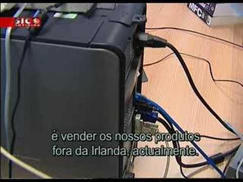 Cylon on Portuguese TV
