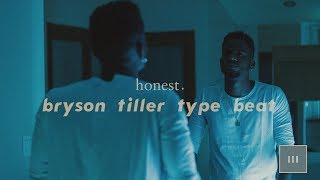 Bryson Tiller x DVSN Type Beat Instrumental 2018 - Honest