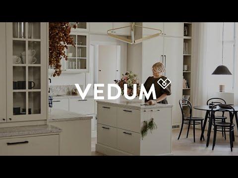 Vedum Kök & Bad - NYHET! Köket Moa i linnebeige