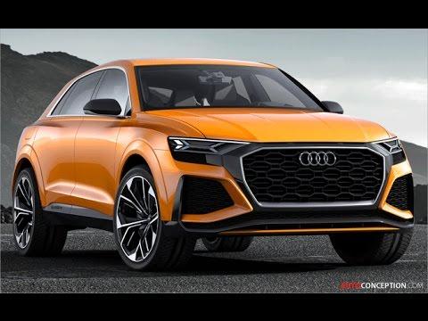 Car Design: 2017 Audi Q8 Sport Concept