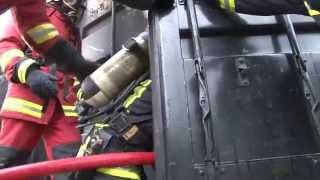 Comment devenir sapeurs pompiers de Paris (BSPP) 2015 Épisode 2