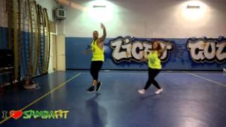 SAMBA DO BRASIL | Bellini | Andrea Stella Dance Fitness 2016