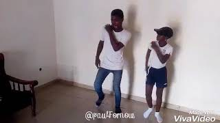 Dadju maffuzzy style Dance video by @paulfornow and princesse Chelsea