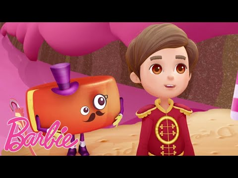 Barbie Deutsch   Die Juwelenmaschine   Barbie Dreamtopia   Barbie Videos für Kinder   Barbie Cartoon