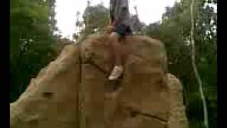 conner telford climbs