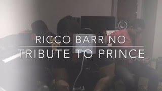 "Ricco Barrino - Prince Tribute  ""Purple Rain"""