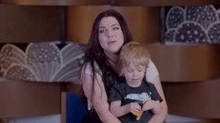 "Amy Lee talks about her new album ""Dream Too Much"""