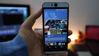 HTC Desire Eye مراجعة جهاز