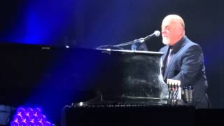 BILLY JOEL LIVE SYRACUSE 2015 / (13) 'SHE'S ALWAYS A WOMAN' / CARRIER DOME