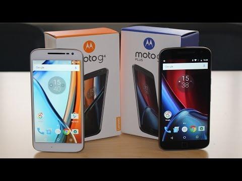 Motorola Moto G4 & G4 Plus - Belsimpel.nl