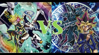 Yusaku Fujiki VS Yugi Muto - YGOPRO Duels - Links VS Old School (Episode 1)