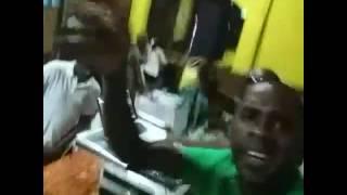 DJ FABIO LIMA ANGOLA A TOCAR NO BAZAR DAS PRIMAS NO CASARÃO DO LORD.