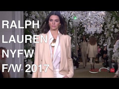 RALPH LAUREN | FEBRUARY 2017 COLLECTION NYFW | EXCLUSIVE INTERVIEWS + RUNWAY