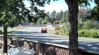53. Imatranajo 7. - 9.7.2017, IRRC SSP race 2 crash.