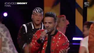 "The Voice 2017 - Luis Fonsi ft. Daddy Yankee ""Despacito"""