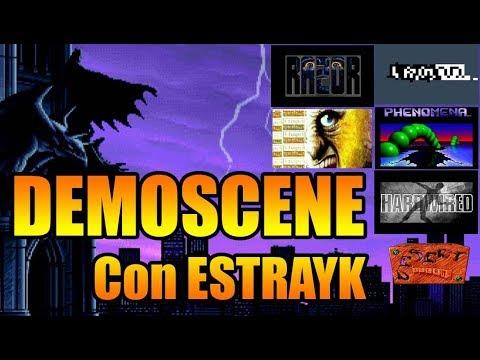 Lunes Commodore: Entrevista Carlos Estrayk + DEMOSCENE AMIGA