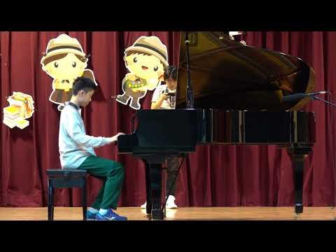 1081126學生音樂比賽12號表演 - YouTube