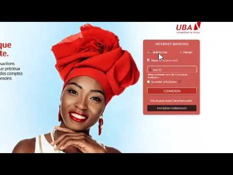Nouvel Internet banking UBA Cote d'Ivoire