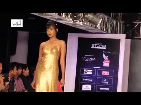 AD Singh- Hyderabad International Fashion Week  - Part 1