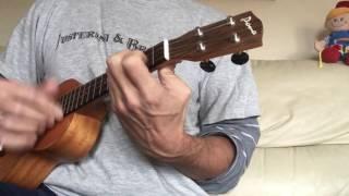 Canción del  Mariachi ukulele cover