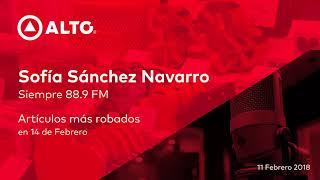 Sofía Sánchez Navarro /  Siempre 88.9 FM Radio