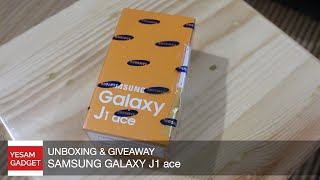Unboxing Samsung Galaxy J1 Ace [INDONESIA]- Giveaway CLOSED width=