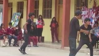 TECHNO ZAMPOÑEX COLEGIO SAN PEDRO CANCHIS 2015