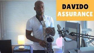 Davido - Assurance [Saxophone Instrumental Cover by OB]