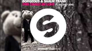 Borgeous & Shaun Frank feat. Delaney Jane - This Could Be Love (Radio Edit) [Official]