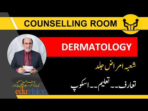 Dermatology - Introduction - Education - Scope